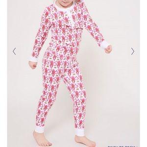🐒👧Roberta Roller Rabbit Kid Monkey Pajamas…